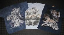 In the Office (November 4, 2016): A number of McElroy Laoshi's public class  t-shirts feature white tigers. He wants to make sure no one thinks he or Water Tiger supports the breeding of white tigers. Here are the facts, courtesy of Wildcat Sanctuary: