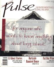 "Cover of ""Long Island Pulse"" - October 2005"